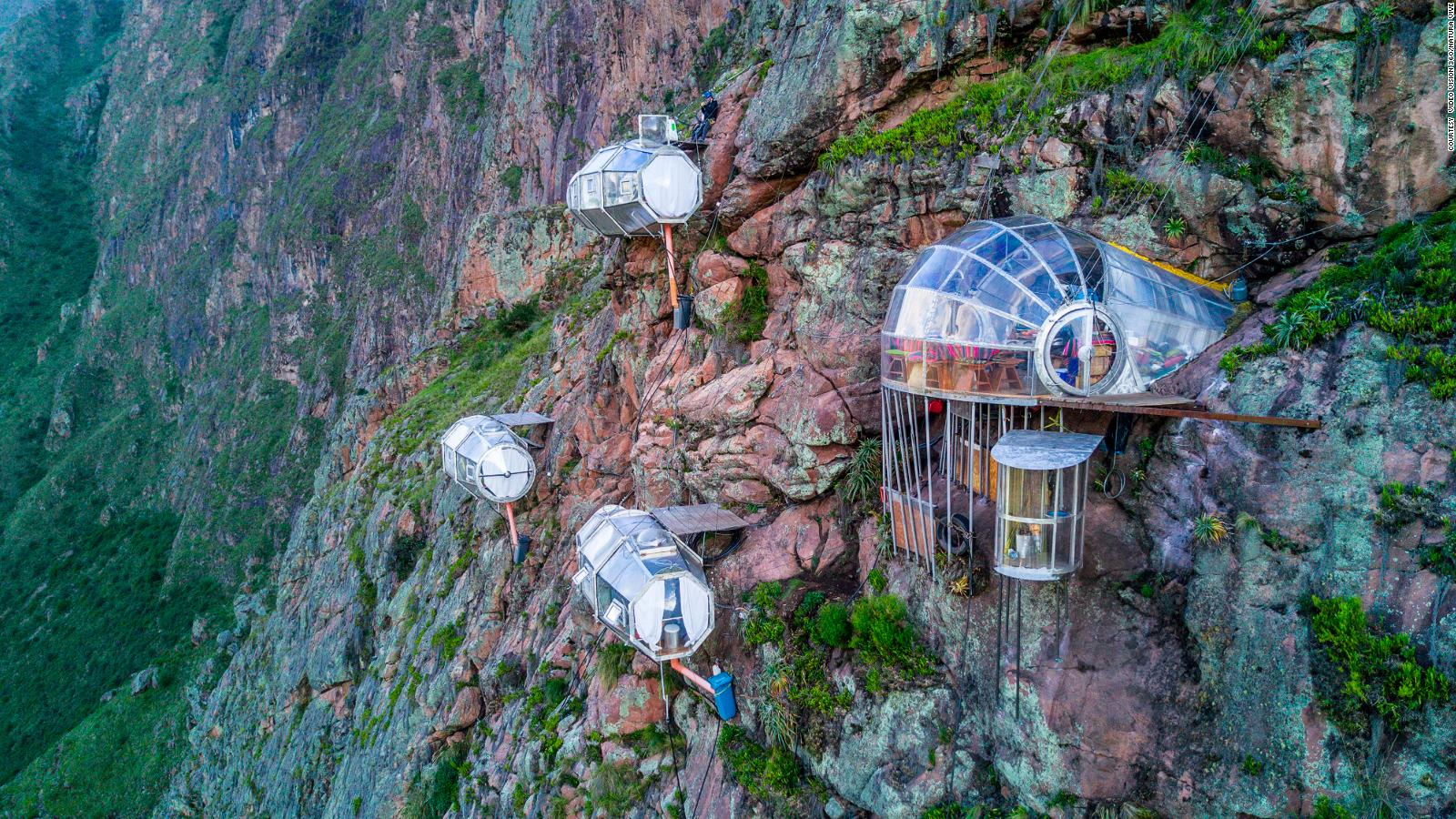 Image result for Skylodge Adventure Suites