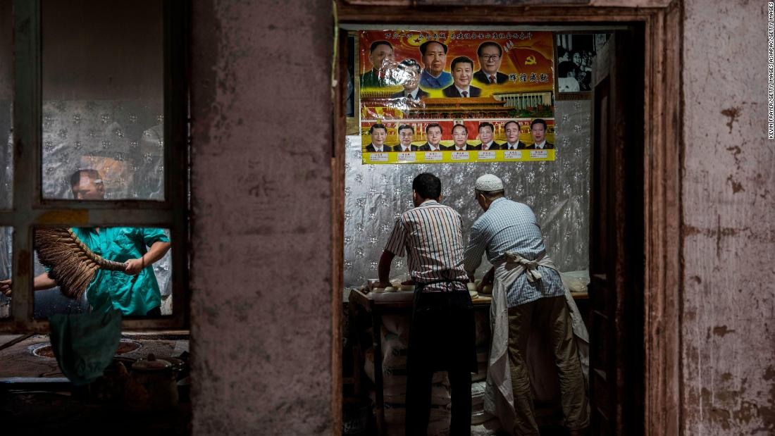China denies mass detention of Uyghurs in Xinjiang