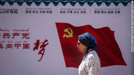 27++ Xinjiang muslim detention terbaru