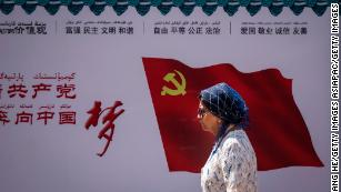 Thousands of Uyghur Muslims detained in Chinese 'political education' camps