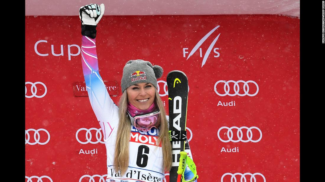 <strong>Lindsey Vonn (Alpine skiing):</strong> Vonn is one of Team USA's most recognizable Olympians. She won downhill gold at the 2010 Games in Vancouver -- the first American woman ever to do so -- but injury kept her out of the 2014 Games in Sochi. She has won more World Cup titles (20) than any skier in history.