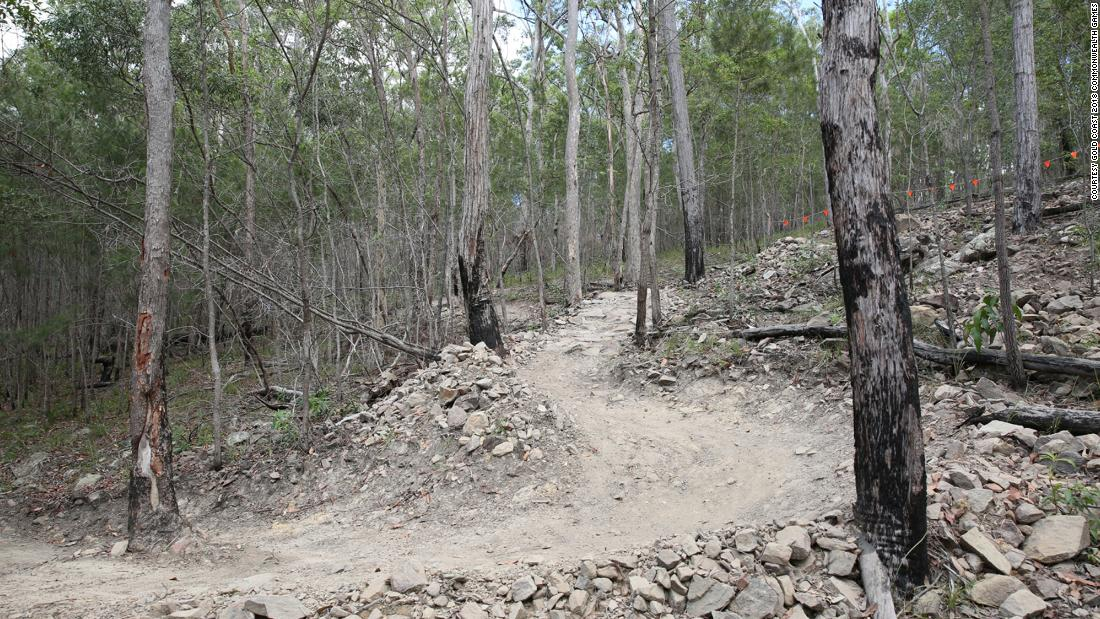 A year-long project throughout 2016 helped revamp the trails and facilities of the Nerang National Park in preparation for the mountain bike competition. <br />