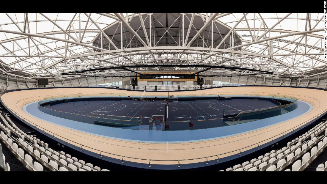 Track cycling will be held in Brisbane at this 4,000-seat, $59-million venue, named after the retired Australian athlete who won two Olympic and five Commonwealth titles. The other Brisbane site of the Games is the Belmont Shooting Center. <br />