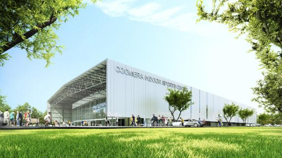 The Coomera Indoor Sports Center is the largest purpose-built arena that the 2018 Commonwealth Games has to offer. The 7,500-capacity venue will host gymnastics and netball.