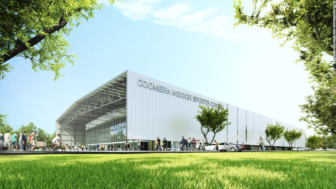 The Coomera Indoor Sports Center is the largest purpose-built arena that the 2018 Commonwealth Games has to offer. The 7,500-capacity venue will host gymnastics and netball.  <br />