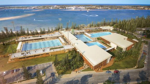 Stunning sands will be easy to find for fans in Australia, which is hosting its sixth Commonwealth Games. Down on the seafront is the Optus Aquatic Center, where spectators can catch diving and swimming events.