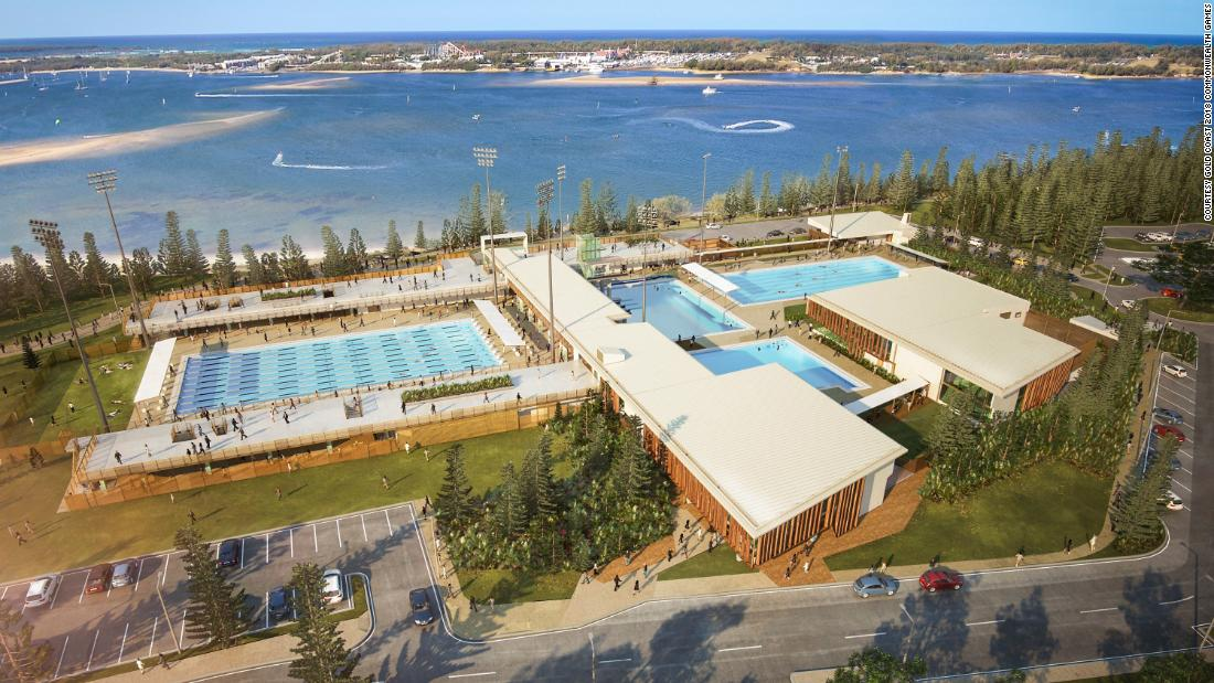 Stunning sands will be easy to find for fans in Australia, which is hosting its sixth Commonwealth Games. Down on the seafront is the Optus Aquatic Center, where spectators can catch diving and swimming events. <br />