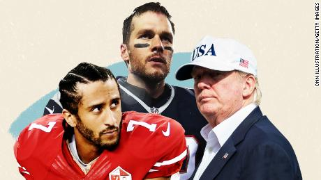 Donald Trump's unrelenting war with the NFL