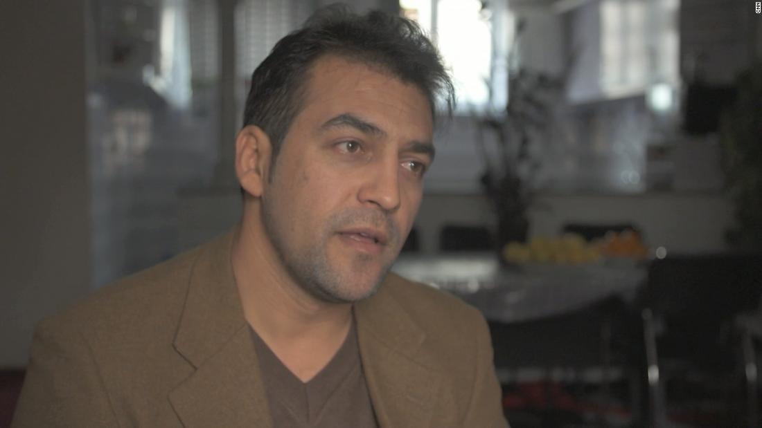 Actor Massoud Hashimi says Kabul is now a war zone.
