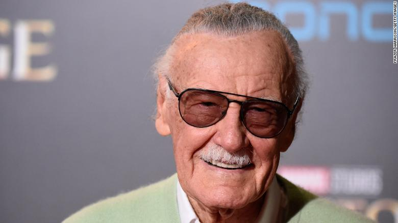 Marvel Comics' Stan Lee dies at age 95
