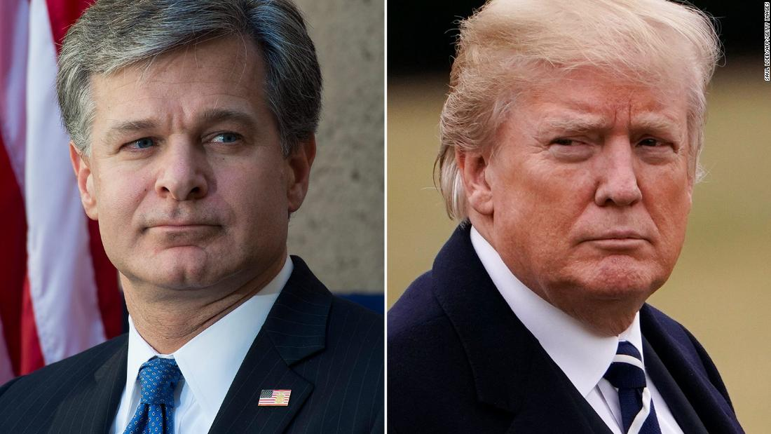 Former FBI and CIA chief calls Trump and Barr's attacks against FBI a 'dire threat' to rule of law