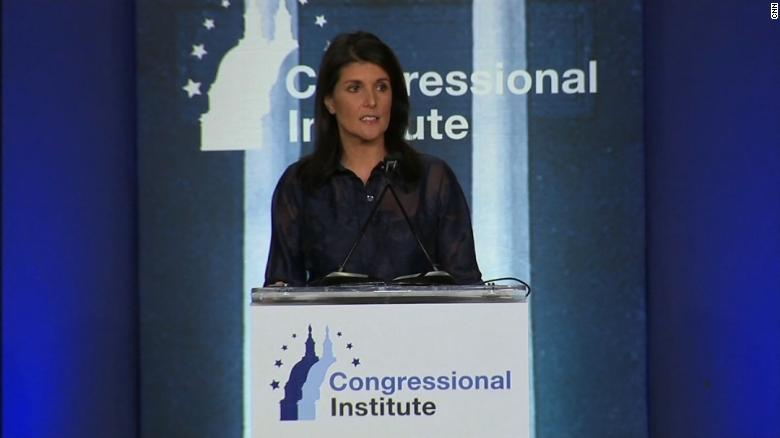 Nikki Haley: Russia is not our friend