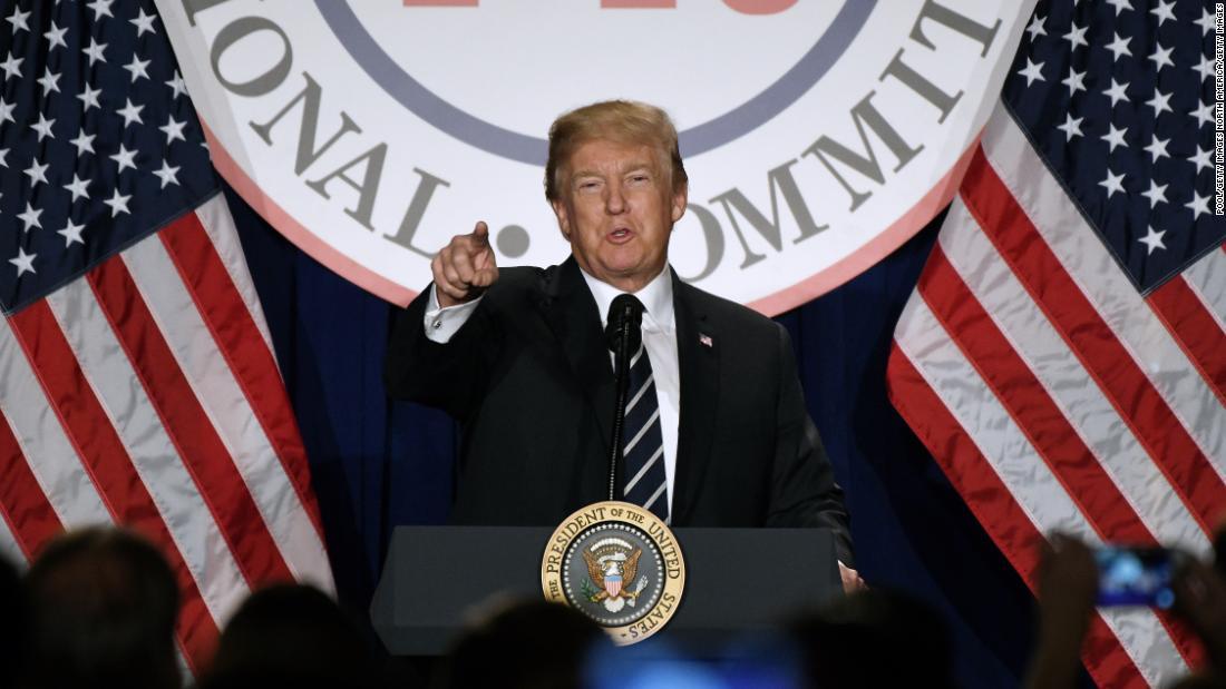 Trump kann am Ende der Praxis, dass die led für whistleblower Beschwerde
