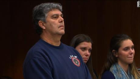 The Internet thinks the dad who tried to tackle Nassar is a hero