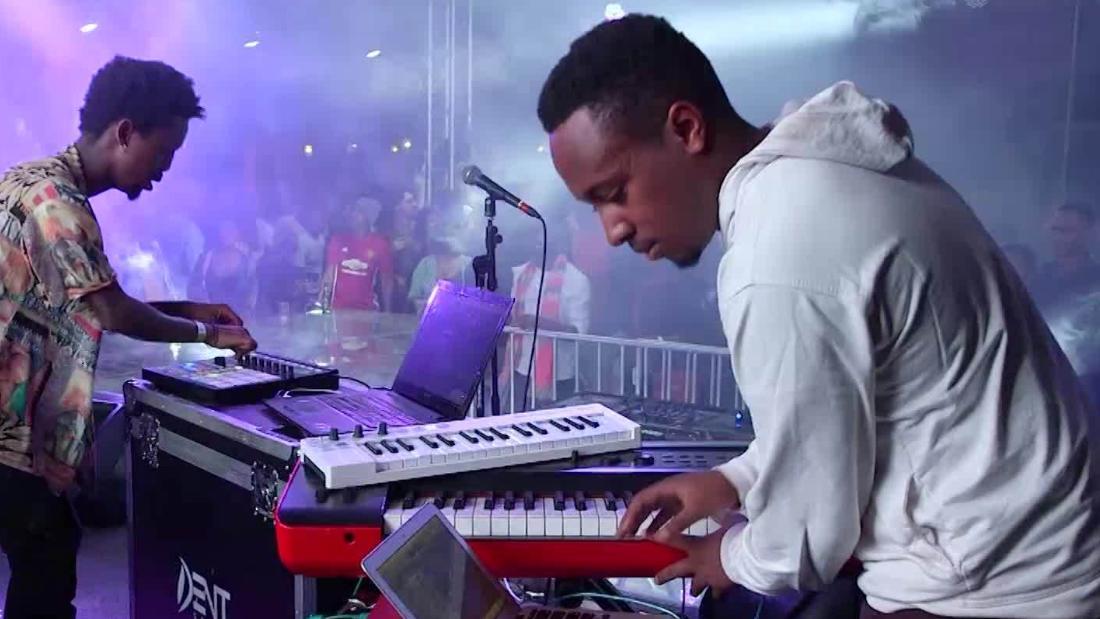 Kenya's music is turning bass to bucks
