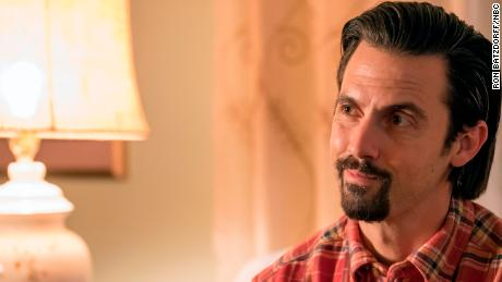 "Milo Ventimiglia as Jack on ""This Is Us"""