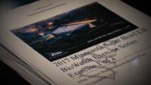 DHS Superbowl security plans left on corrercial plane