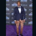 Black Panther Premiere August Richards