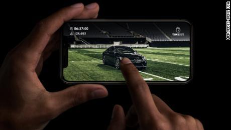 Mercedes is launching an insane way to win a car - CNN