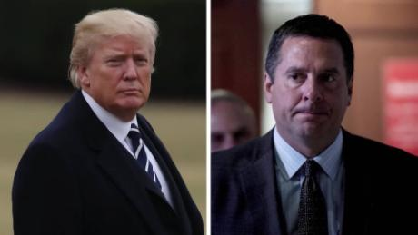 Trump claims vindication from Nunes memo, but says