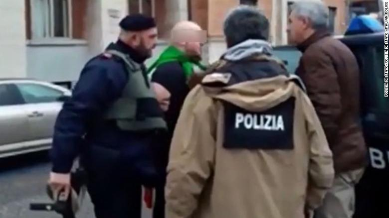 Mayor: Italy gunman targeted foreign nationals