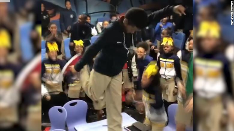 ron clark academy black panther students reaction orig cws_00005503