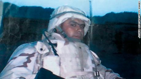 Miguel Perez Jr. an Army veteran is facing deportation after serving seven years in a state penitentiary on a drug charge.