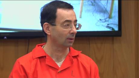 Larry Nassar transferred to federal prison