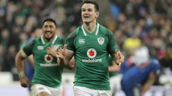 On the opening weekend of the Six Nations, Ireland fly-half Johnny Sexton was the hero as his side claimed a last gasp 15-13 victory over France.