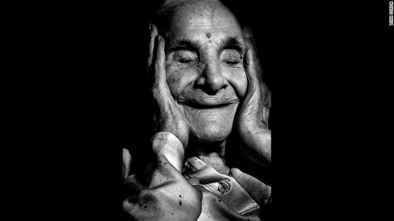 Rita Tomainu, born in 1907, doesn't drink wine or watch TV.
