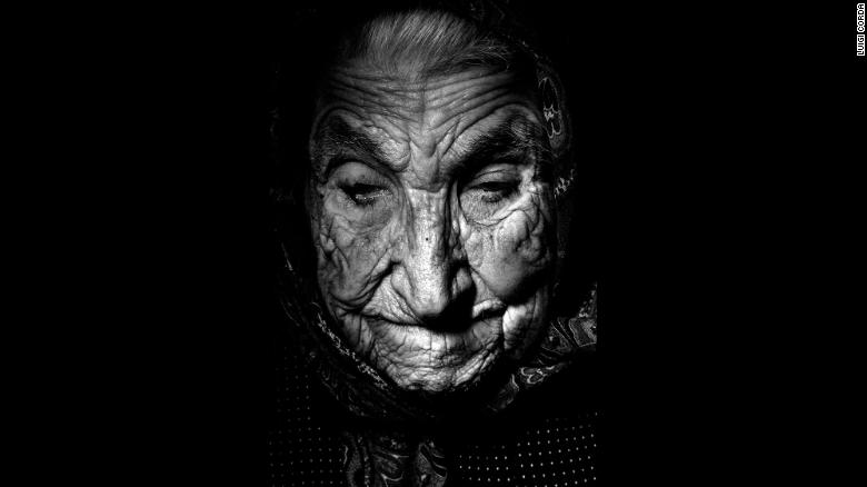 Maria Satta, born in 1907, eats mostly pasta and potatoes.