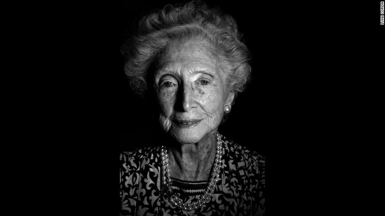 Maria Bartolino, born in 1908, did the shopping and made lunch every day until she was 99.