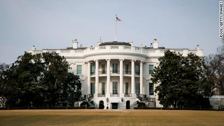 Suspect previously arrested near White House