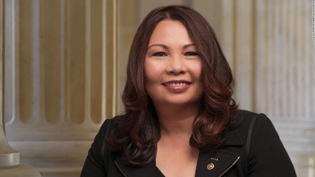 A mother and a senator: Tammy Duckworth talks being a mom in the age of coronavirus
