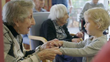 Intergenerational care: Where kids help the elderly live longer