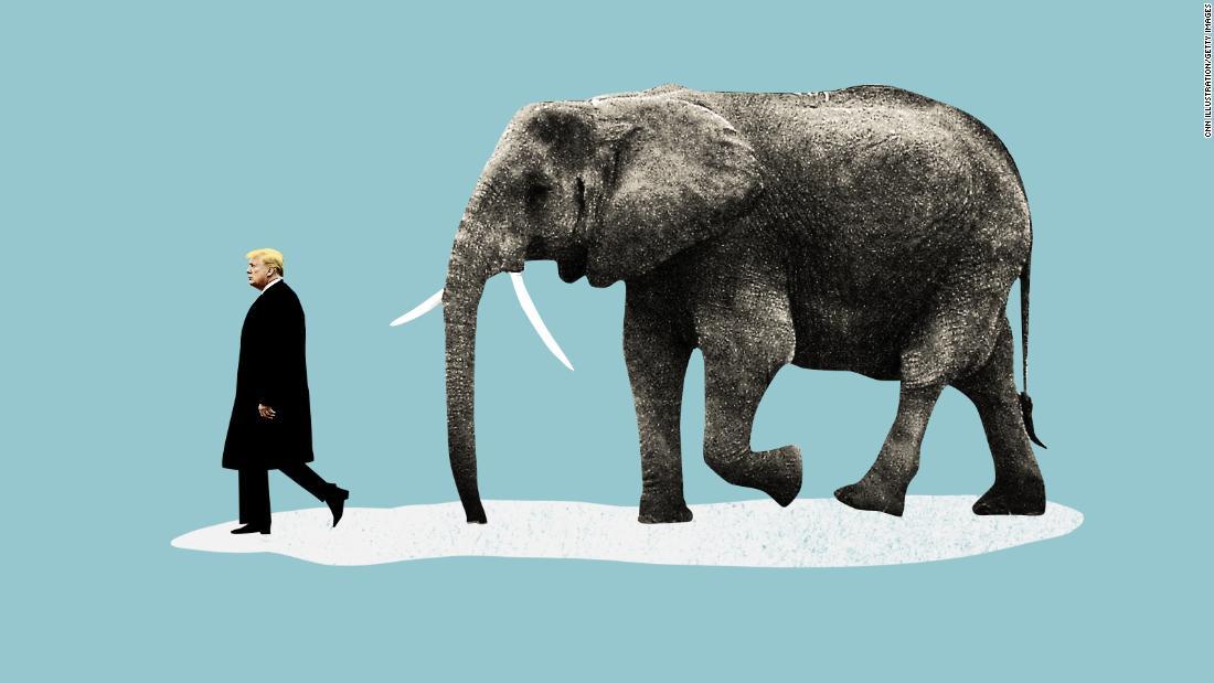 Analyse: Das eigentliche Problem ist nicht Donald Trump. Es ist seine Partei.