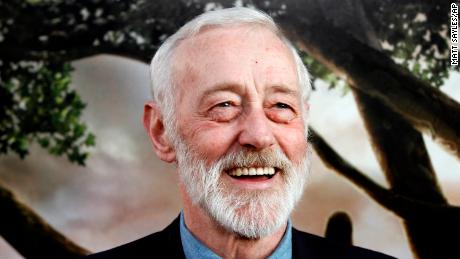 Actor John Mahoney in Los Angeles in 2010. Mahoney, who was 77, died Sunday.