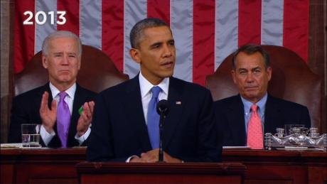 How the GOP reacted to Obama's SOTU speeches