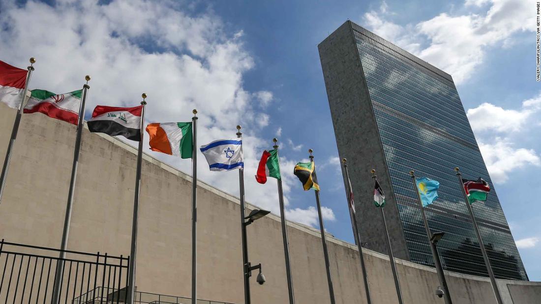 Taliban requests UN representation, kicking off credentials battle