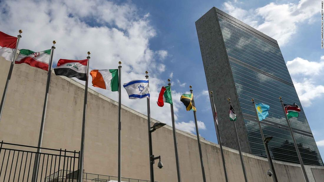 Taliban requests representation at the United Nations, kicking off credentials battle