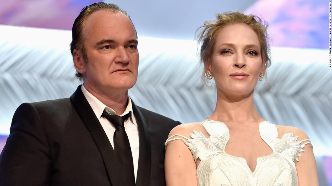 Quentin Tarantino resp...