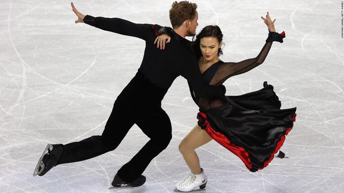 Madison Chock is an ice dancer partnered with Evan Bates, returning to her second Olympics. They placed eighth at the 2014 games in Sochi. The pair train in Michigan.