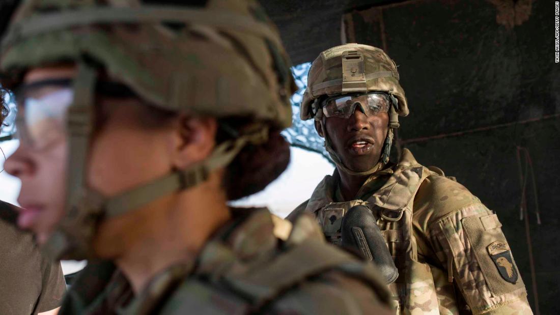 US preparing to send hundreds of troops to Saudi Arabia amid Iran tensions
