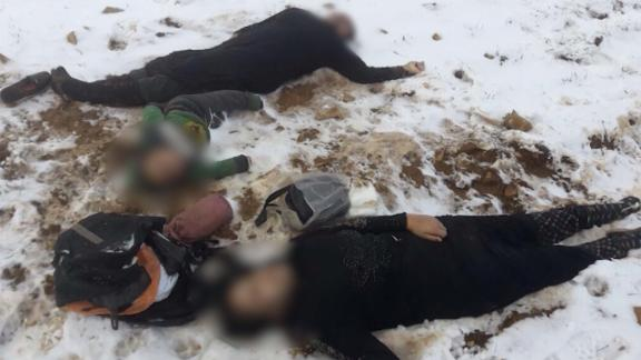 In January, a group of Syrians froze to death trying to cross into Lebanon during a snowstorm.