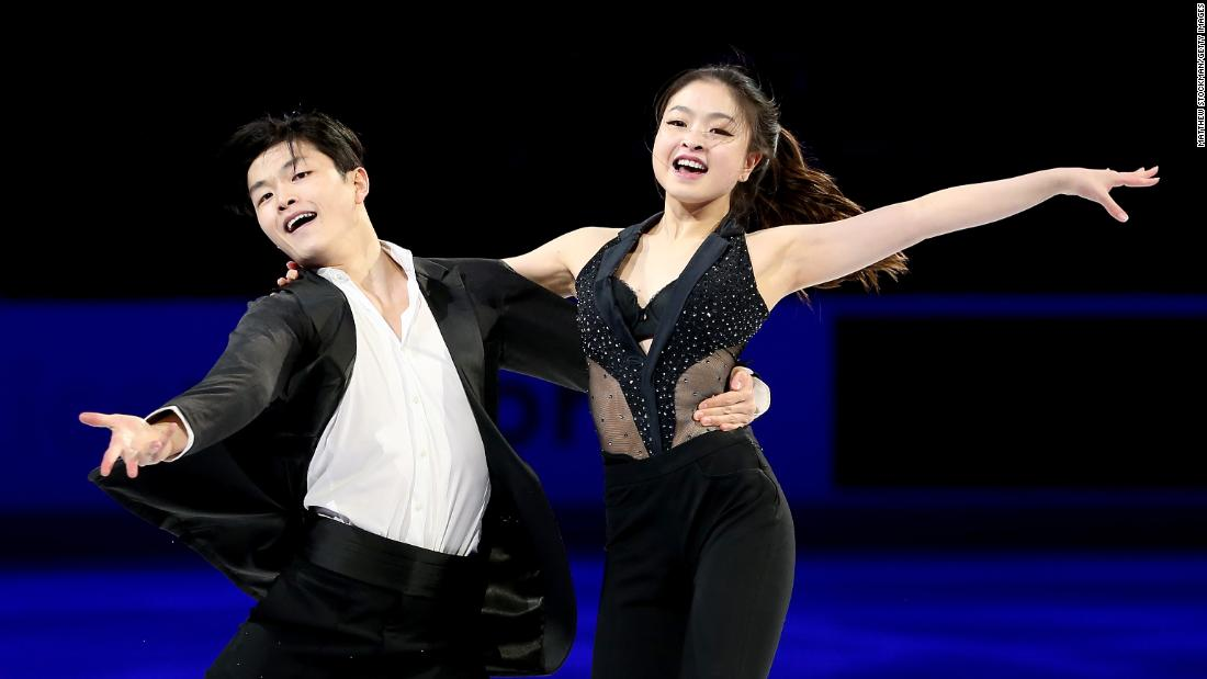 "Alex Shibutani, 26, and his younger sister, Maia Shibutani, 23, are competing in their second Olympics, having competed in the 2014 games in Sochi, where they finished 9th. The ""Shib Sibs"" are from Ann Arbor, Michigan, and have never skated with any other partners."