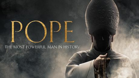 "Watch the new CNN Original Series, ""Pope: The Most Powerful Man in History,"" Sundays at 10 p.m. ET/PT."