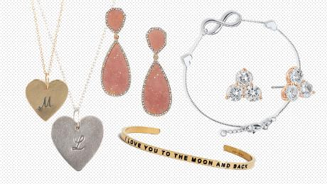 1f74ff2a3 Valentine's Day jewelry: Earrings, necklaces and bracelets for your ...