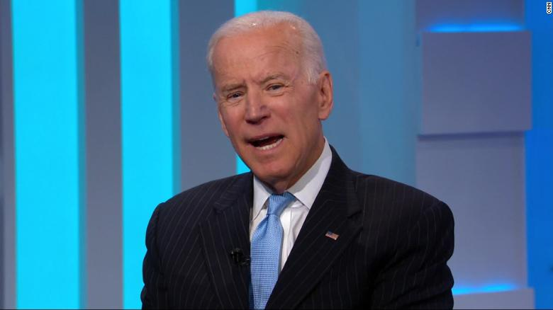 Joe Biden Says He Would Beat The Hell Out Of Trump If In High School Cnnpolitics