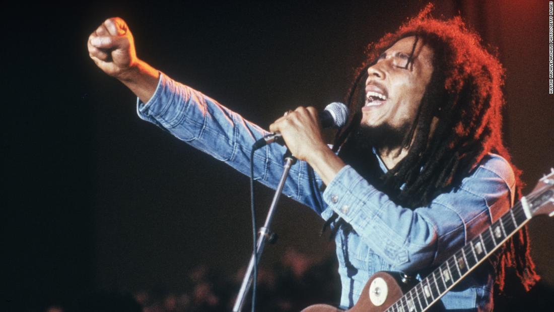 'Một tình yêu' của Bob Marley được mô phỏng lại để hỗ trợ các nỗ lực Covid-19 của UNICEF