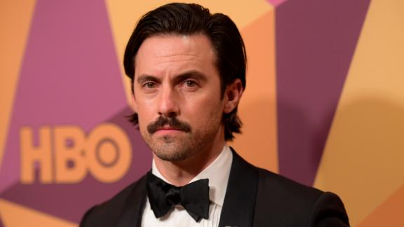 Milo Ventimiglia arrives at the HBO Golden Globes afterparty at the Beverly Hilton Hotel on Sunday, Jan. 7, 2018, in Beverly Hills, Calif. (Photo by Richard Shotwell/Invision/AP)